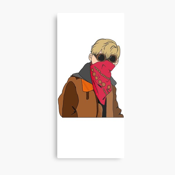 Newt-The Death Cure Metal Print