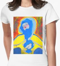 Fragile Women's Fitted T-Shirt