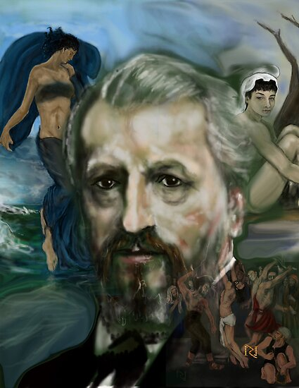 WILLIAM-ADOLPHE BOUGUEREAU  by Ray Jackson