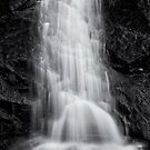 Tahoe Waterfall by Jeffrey  Sinnock