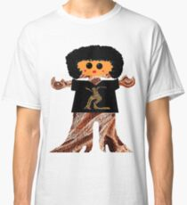Country Line Dancer Rag Doll Classic T-Shirt