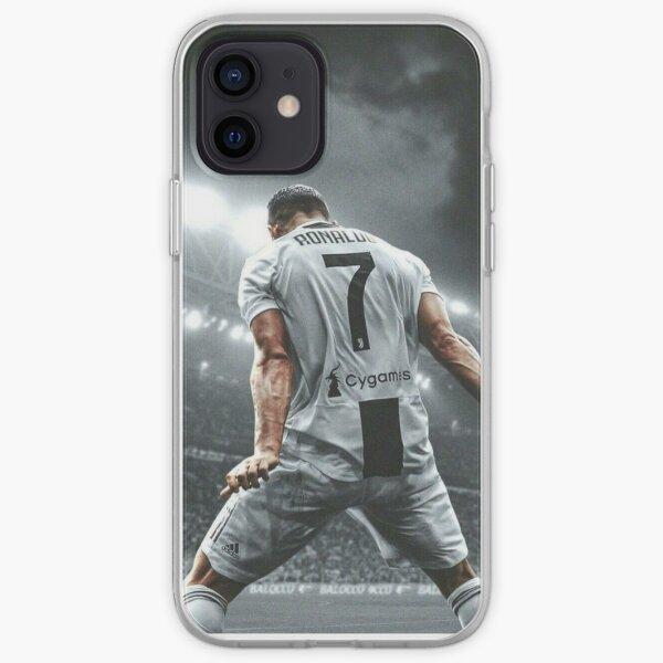 Caso Cristiano Ronaldo Funda blanda para iPhone