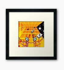 Console Me  Framed Print