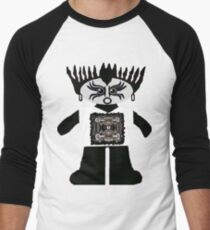 Goth Rag Doll Men's Baseball ¾ T-Shirt