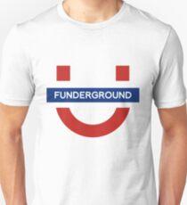 funderground Unisex T-Shirt