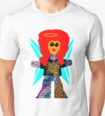 Rock Angel Rag Doll Unisex T-Shirt