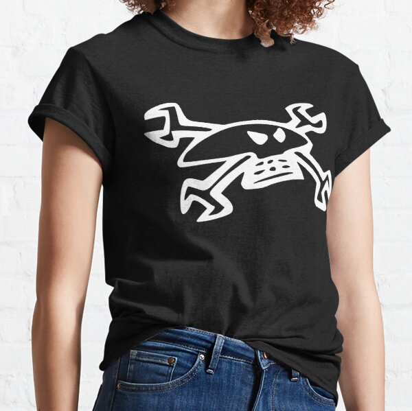 Guy Martin Skull Logo Classic T-Shirt