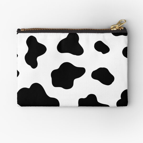 cow pattern Zipper Pouch