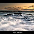 Facing The Elements - Long Reef NSW by JayDaley