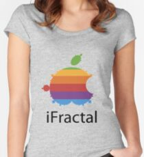 iFractal Women's Fitted Scoop T-Shirt