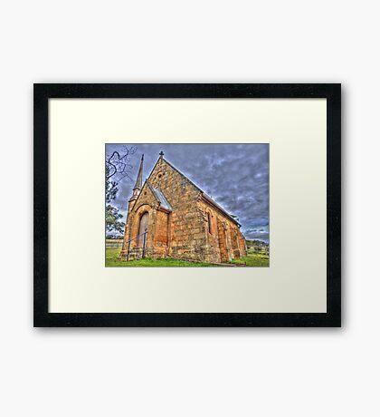 Byng Church Framed Print