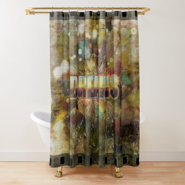 Cinema and Other Shower Curtain