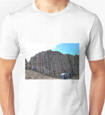 Basalt Pillars Unisex T-Shirt