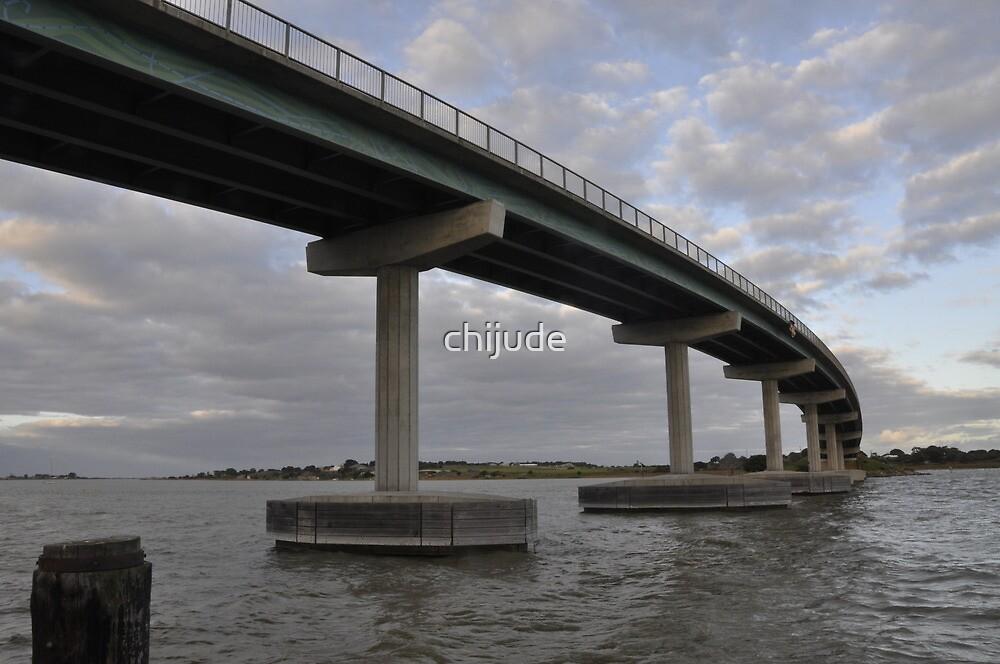 Hindmarsh Island Bridge - a link to Secret Women's Business by chijude