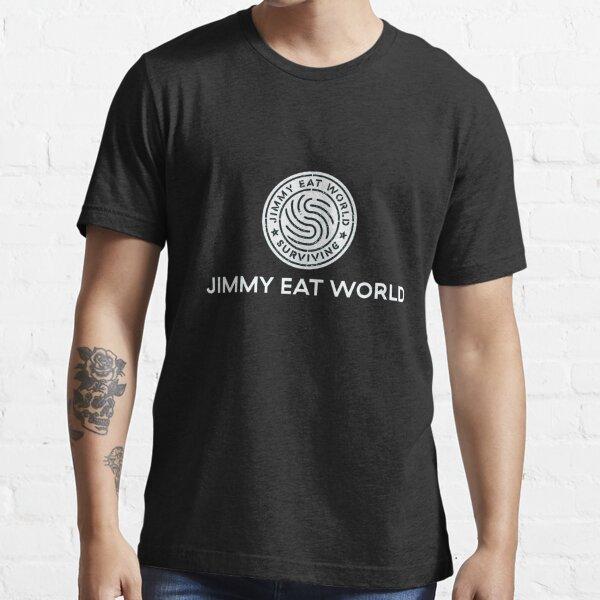 Jimmy Eat World Logo Essential T-Shirt