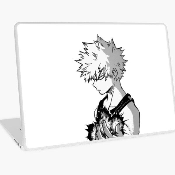 Bakugou Katsuki Laptop Skin