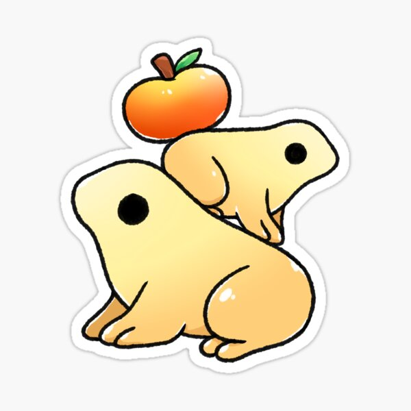 Toadally Awesome! Sticker
