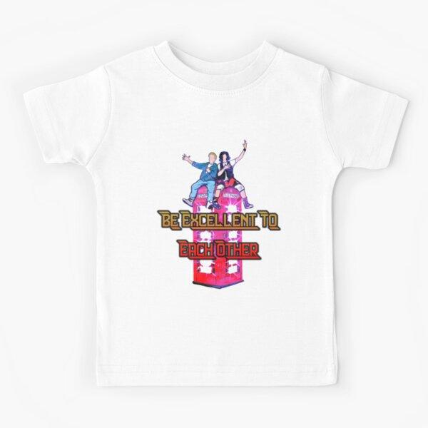 Be Excellent Kids T-Shirt