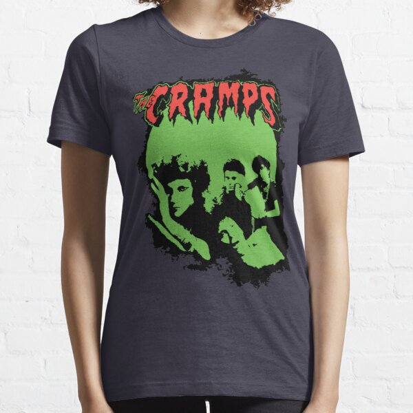 Cramps Band Can Your Pussy do the Dog Retro Vintage Distressed Essential T-Shirt
