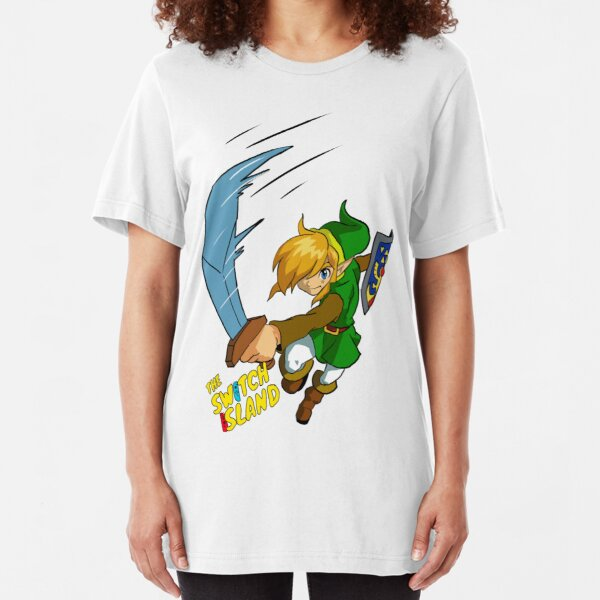 Link #1 On The Switch Island Slim Fit T-Shirt