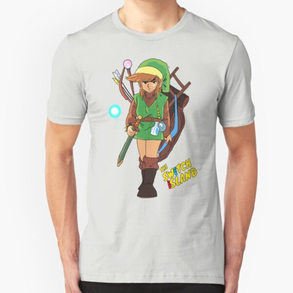 Link #2 On The Switch Island Slim Fit T-Shirt
