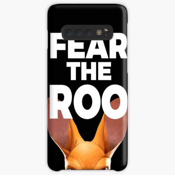 Fear the Roo white font Samsung Galaxy Snap Case