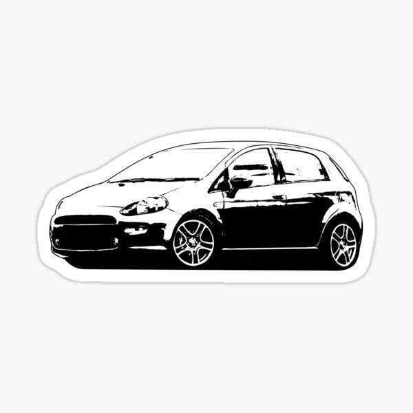 PEGATINA STICKER VINILO Cinquecento 500 Fiat autocollant aufkleber adesivi