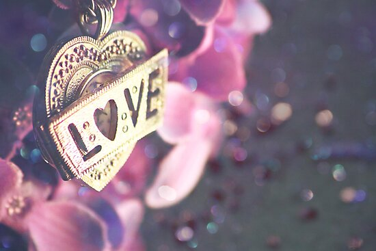 The Glitter of Love by Olivia Plasencia