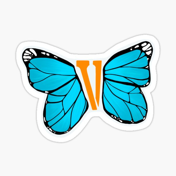 Playboy Carti Vlone papillon Sticker