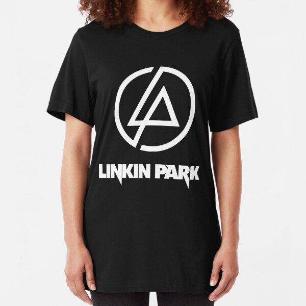 Linkin Park Logo Slim Fit T-Shirt