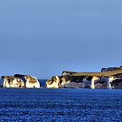 Old Harry's Rocks by Clive