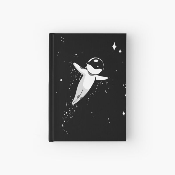 Astronaut Flight Hardcover Journal