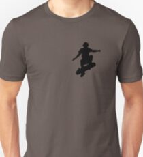 Skater Small - Black T-Shirt