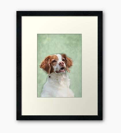 """"""" My Name Is Lizzy """" Framed Print"""