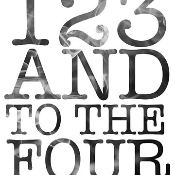 123 and to the 4 by jackthewebber