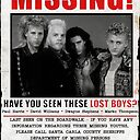 The Lost Boys Missing Poster By Eldritchmarket Redbubble
