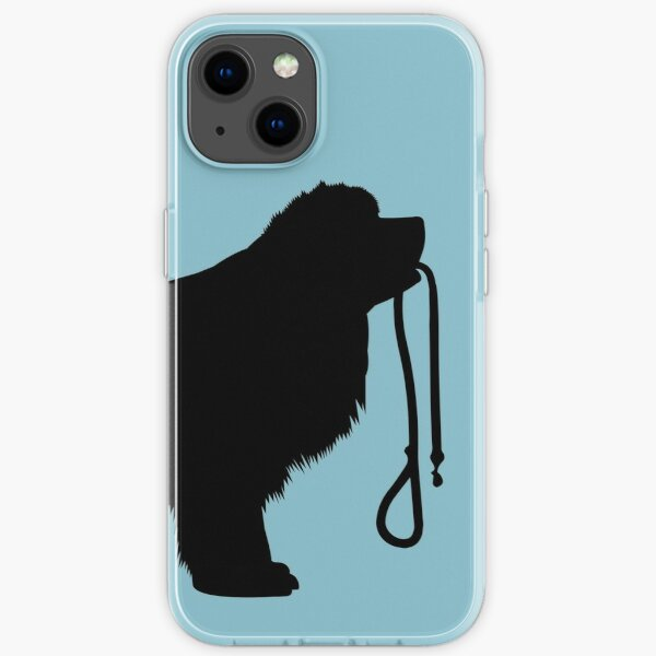 Newfie wants to walk iPhone Soft Case