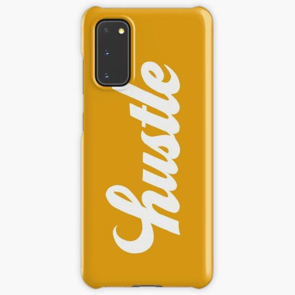 Hustle - Mustard Yellow Samsung Galaxy Snap Case