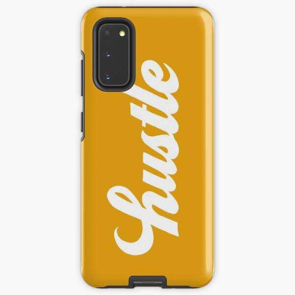 Hustle - Mustard Yellow Samsung Galaxy Tough Case