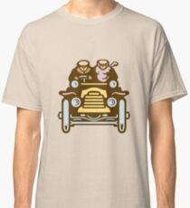 Vintage Traveller Classic T-Shirt