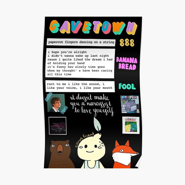 cavetown  Poster