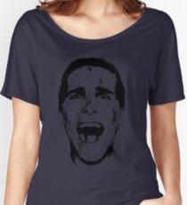 Patrick Bateman Women's Relaxed Fit T-Shirt