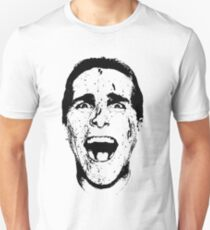 Patrick Bateman Slim Fit T-Shirt