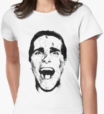 Patrick Bateman Women's Fitted T-Shirt