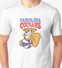 Carolina Cougars Vintage Slim Fit T-Shirt