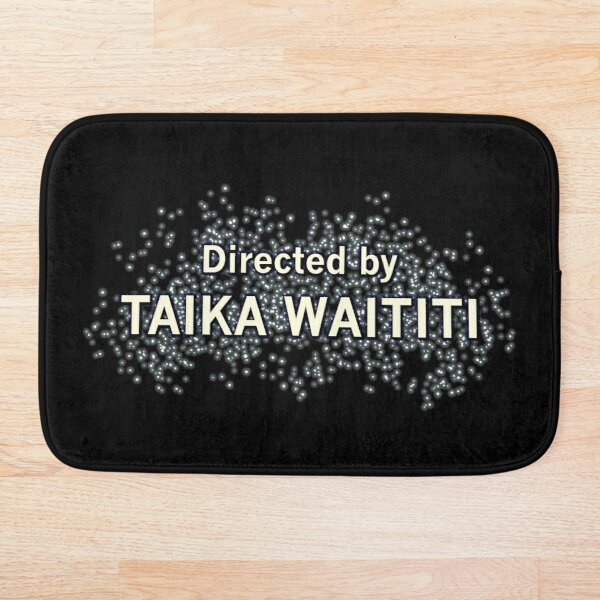 dir. taika waititi version 1 Bath Mat