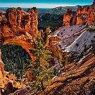 Natural Arch, Utah by KellyHeaton