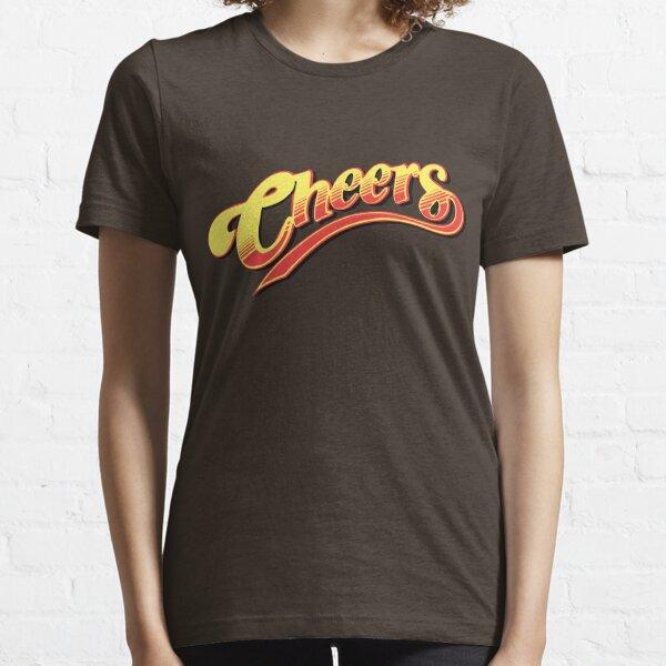 Cheers Boston Retro Vintage  Essential T-Shirt