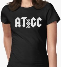 AC/DC DNA Women's Fitted T-Shirt