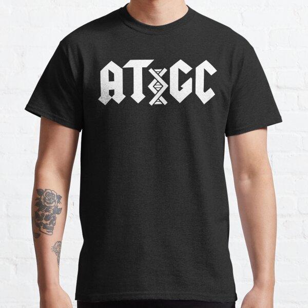 Brick Red T-shirt Girls Short-Sleeve AC//DC
